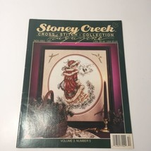 Stoney Creek Collection Cross Stitch Magazine Nov/Dec 1989 - $12.59