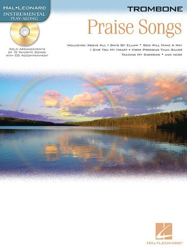 Praise Songs - Instrumental Play-Along Pack: Trombone (Hal Leonard Instrumental
