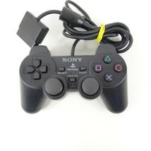 Sony PlayStation 2 PS2 Dual Shock Controller SCPH-10010 Genuine Original - $17.99