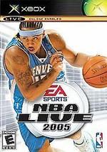 Pre-Owned ~ NBA Live 2005 (Microsoft Xbox, 2004) ~ CIB - $3.95