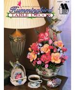 Hummingbird Table Decor in Plastic Canvas Annie's Attic 878507 Placemat,... - $6.95