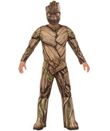Guardians of the Galaxy 2 Deluxe Muscle Chest Groot Child Costume - £16.41 GBP