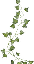 Ginger Ray 5 Pack of Artificial Fake Hanging Vines Plant Leaves Garland ... - $15.52