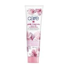 Avon Care Pink Magnolia Hand , Nail & Cuticle Cream Protecting Vitamin E... - $4.89