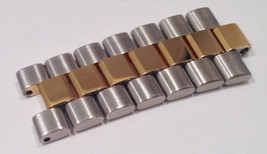 Tag Heuer 2000 Midsize 18MM SS 18K Gold End Links BB0315 WK1210 WK1221 N... - $54.44