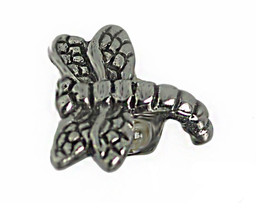 Sterling Silver 925 Dragonfly Insect wings Jewelry European bead charm Jewelry - $18.13