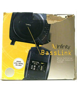 "Infinity Bass Link Servo-Controlled 200W 10"" Powered Subwoofer ITF-14  - $699.99"