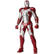 SCI-FI Revoltech Series No.041 - Iron Man Mark.5 by Kaiyodo - $176.39