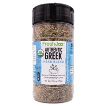 Greek: Organic Authentic Herb Blend - $11.99+
