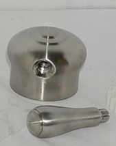 Delta H7788SS Leland Tub Shower Handle Faucet In Stainless image 2