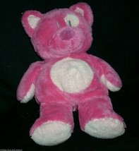 Ty Pluffies 2005 Bluesy Hot Pink Baby Kitty Cat Stuffed Animal Plush Toy Lovey - $18.70