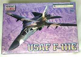 Minicraft 1/144 USAF F-111E Plastic Model Kit, item 14650 - $15.75