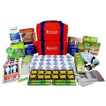 In Case Of 4-person Deluxe 72 Hour Emergency Preparedness Kit - $331.55