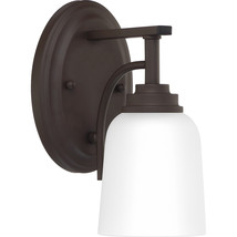 Foley 1-Light Wall Sconce in Old Bronze - $59.99