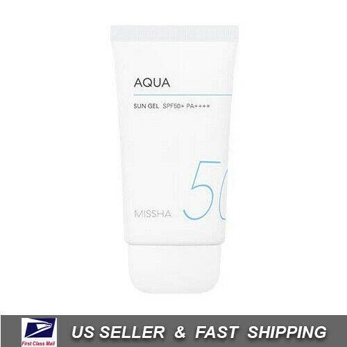 Primary image for [ MISSHA ] All-around Safe Block Aqua Sun Gel SPF50+/PA++++ 50ml