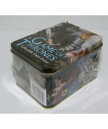 Fantasy Flight Game of Thrones CCG Card Coffin Box w/ 2 Exclusives Cards... - $109.95