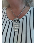 Owl Pendant (charm only)  - $7.00