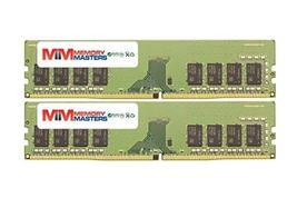 MemoryMasters 16GB (2x8GB) DDR4-2666MHz PC4-21300 Non-ECC UDIMM 1Rx8 1.2... - $157.15