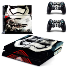 New Star Wars Stormtrooper Edition PS4 Skin Stickers For Sony PlayStation 4 - $19.00