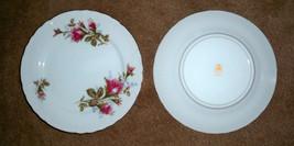GrantCrest ROYAL ROSE Salad Plate; Gold Trim; NO CHIPS; VGC;UNUSED - $19.80
