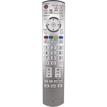 Used Original N2QAYB000044 Remote Control For Panasonic Plasma HDTV TV T... - $17.99