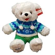 "Dan Dee Collector's Choice Snowflake Teddy Bear Plush 20"" Stuffed Animal - $28.05"