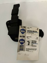 Uncle Mike's Tactical Holster For 4 Inch Revolver Left Hand 9952-2 Size ... - $34.95