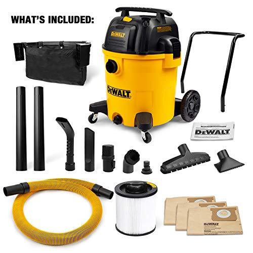Primary image for DeWALT 16 gallon Poly Wet/Dry Vac/Acc