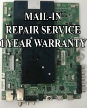 Mail-in Repair Service Vizio 715G7689-M01-000-005Y Main 756TXFCB0QK022 D... - $125.00