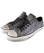 Converse by John Varvatos Chuck Taylor Ox Oxford Pebbled Leather BROWN 1... - $70.00