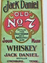 Jack Daniels  Sour Mash Label - $28.49
