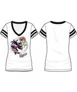 DC Comics Sirens Varsity V-Neck T-Shirt - $23.97