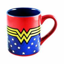 Wonder Woman Ceramic Coffee Mug Red - $19.98