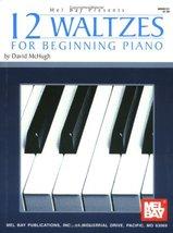 12 Waltzes for Beginning Piano McHugh, David - $50.95
