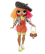 L.O.L. Surprise! O.M.G. Neonlicious Fashion Doll with 20 Surprises - $47.02