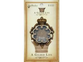 Spellbinders A Gilded Life Large Bezel, Gold #GLLB-003G