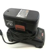 Craftsman 19.2 Volt Battery Charger Fast Charge Charger and Battery Used - $32.71