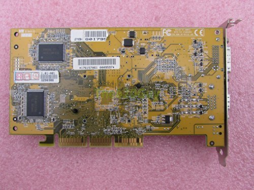 Asus V8170DDR/D/64M NVIDIA GeForce4 MX440 64MB DDR 64-bit VGA/DVI AGP Video Card