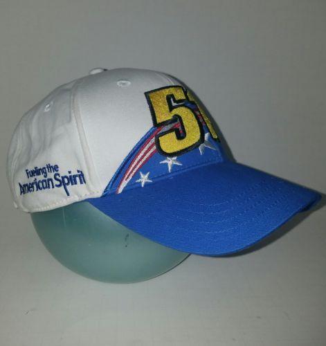 "New Stuart Kirby Marathon hat ""Fueling the American Spirit"" ONE SIZE ADULT"