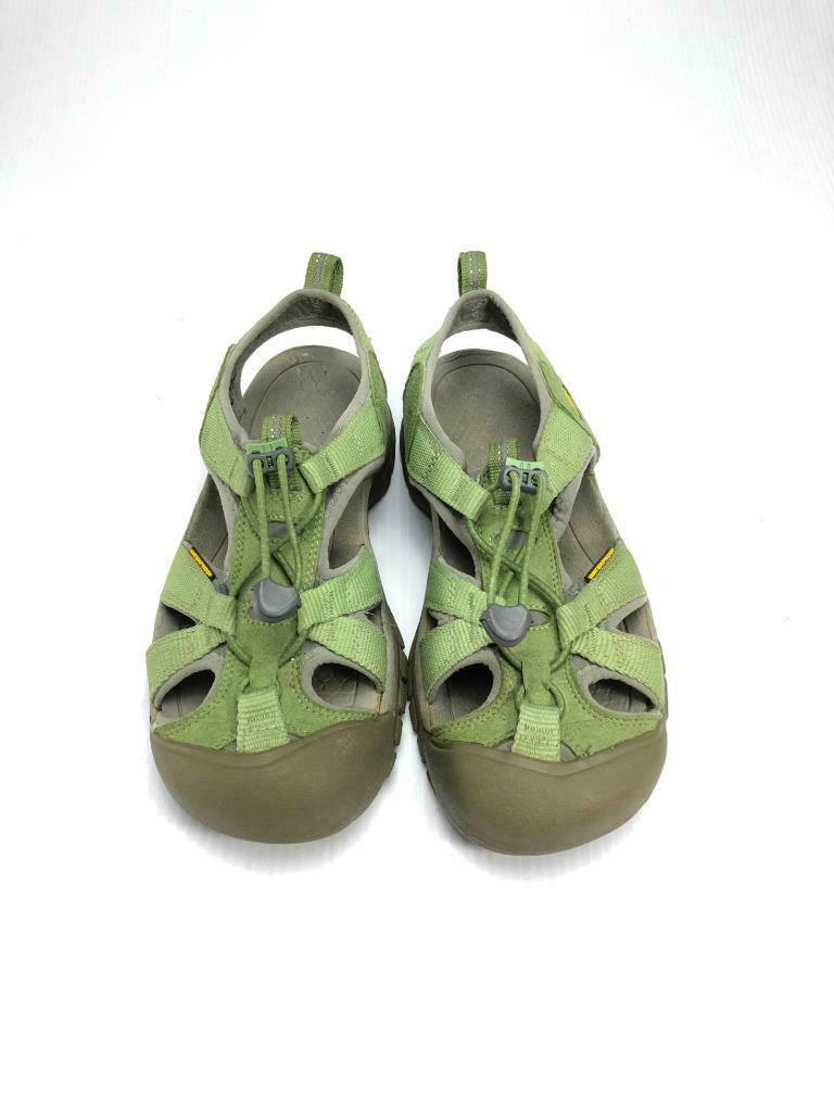 Keen Venice H2 water sandals in green womens 8 image 4