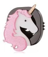 Bath Body Works Sparkly Pink Unicorn Scentportable Car Air Freshener Ven... - $8.62