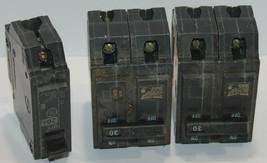 GE Breaker Lot 30amp 20amp USED - $19.23
