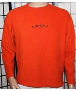 MR. AUGI'S SPORTSWEAR Small Clemson Tigers Orange Sweatshirt Super Soft - $17.41