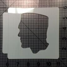 Halloween Frankenstein Stencil 100 - $3.50+
