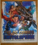 The DC Comics Encyclopedia: 2016 Rare Hardcover Edition Large Book HTF - $49.49