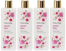 (Pack of 4) Bodycology Sweet Love Moisturizing Body Lotion - 12 oz. - $34.64