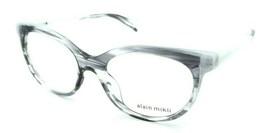 Alain Mikli Rx Eyeglasses Frames A03078 002 51-18-140 Paint Black / White Dot - $125.44