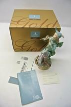 Lladro Privilege Gold Pied Piper of Hamelin #8425 2008 - $239.99