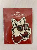 COACH Handbags Sticker - Dog with Glasses - £6.08 GBP