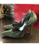 Guess snake skin print Pointy Toe CARRIE Stiletto - $64.35